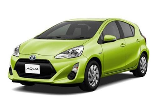 6. Toyota Aqua (doanh số: 168.779 chiếc).