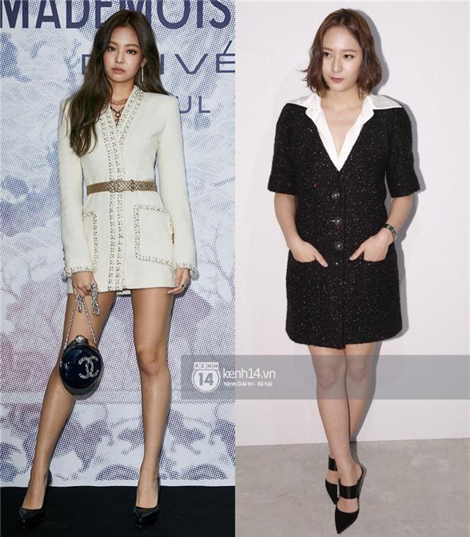Jennie và Krystal chung sự kiện: Đều sang chảnh ngút ngàn nhưng vẫn cách biệt quá nhiều? - Ảnh 7.