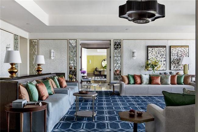 Den tha tran  xu huong noi that phong khach 2019 de ban lua chon cho gia dinh 12 - Đèn thả trần - xu hướng nội thất phòng khách 2019 để bạn lựa chọn cho gia đình