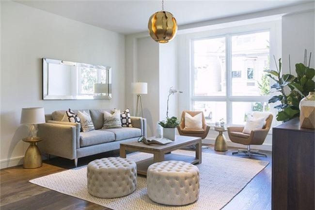 Den tha tran  xu huong noi that phong khach 2019 de ban lua chon cho gia dinh 5 - Đèn thả trần - xu hướng nội thất phòng khách 2019 để bạn lựa chọn cho gia đình