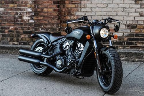 2. Indian Scout 2019.