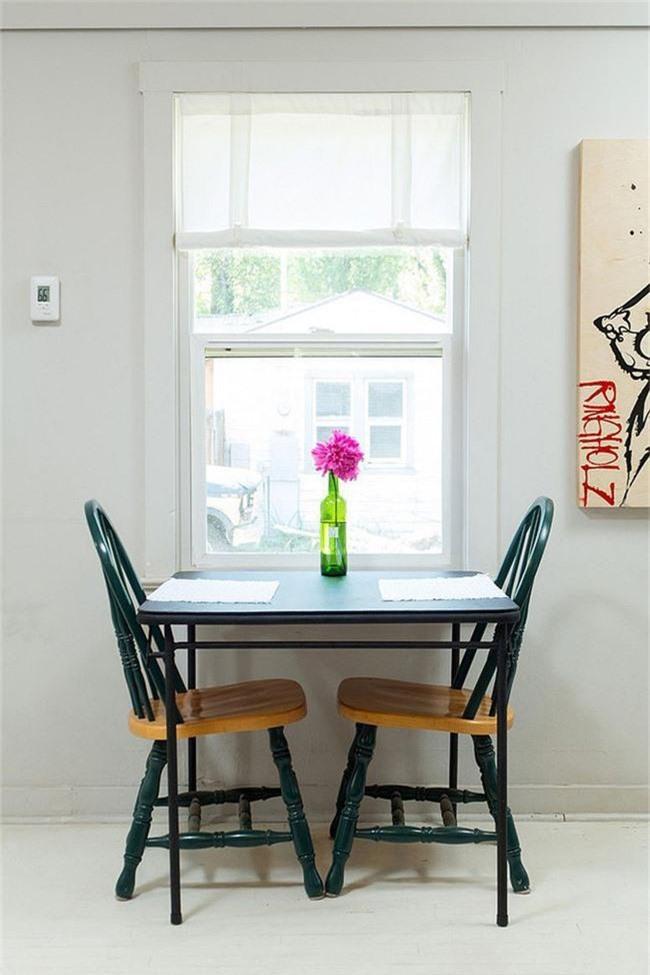 20 kiểu bàn ăn dành cho không gian chỉ có 2 người siêu ngọt ngào và lãng mạn - Ảnh 11.