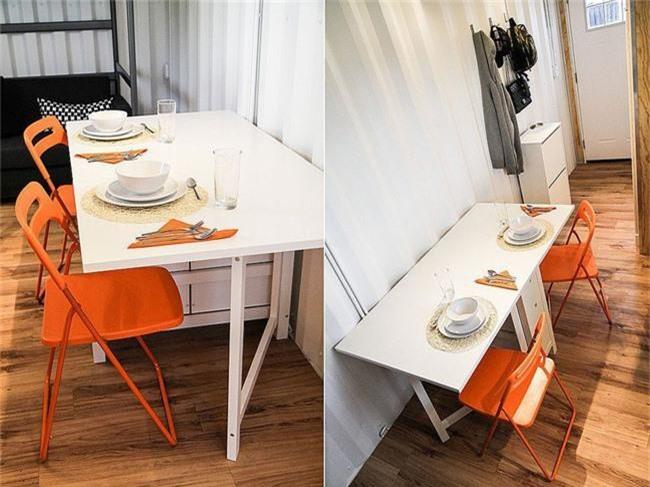 20 kiểu bàn ăn dành cho không gian chỉ có 2 người siêu ngọt ngào và lãng mạn - Ảnh 6.
