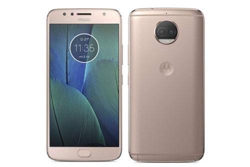 Motorola Moto G5S Plus.