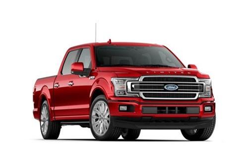 1. Ford F-Series (doanh số: 909.330 chiếc).