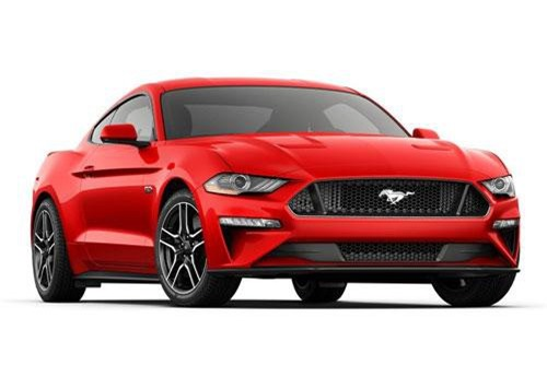 6. Ford Mustang GT.
