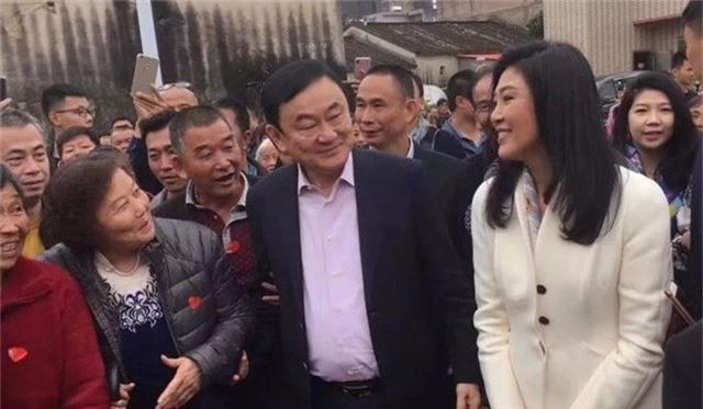 Bà Yingluck trở thành chủ tịch công ty cảng Trung Quốc dù đang bị truy nã - Ảnh 2.