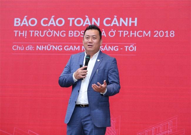 Ông Phạm Lâm, CEO công ty DKRA Vietnam, cho thấy nhiều xung đột giữa khách hàng và chủ đầu tư thời gian gần đây bắt nguồn từ những quy định pháp luật chưa chặt chẽ (ảnh TL)