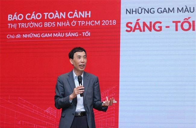 Theo chuyên gia kinh tế Võ Trí Thành, 6 tháng cuối năm 2018, thị trường bất động sản khan hiếm nguồn cung căn hộ hạng C (ảnh TL)