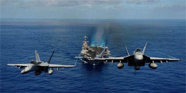 """Dọa nhấn chìm tàu sân bay Mỹ, Trung Quốc có thể """"đánh thức mãnh thú"""" - Ảnh 1."""