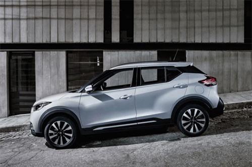 6. Nissan Kicks SR 2019.