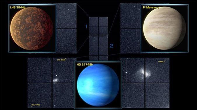 Hành tinh mới có tên gọi HD 21749b là hành tinh thứ ba được tìm thấy bởi TESS.