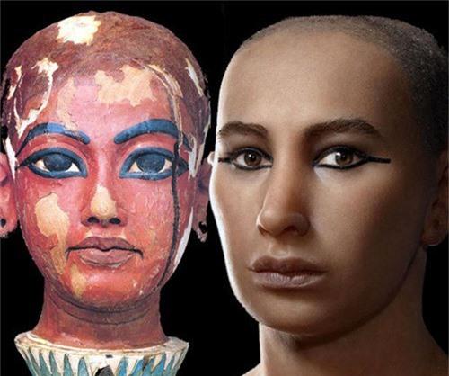 Loi giai chan dong ve cha me cua Pharaoh Tutankhamun-Hinh-3