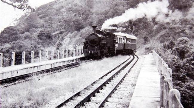Những chuyến tàu răng cưa thời hoàng kim (Ảnh: TL)
