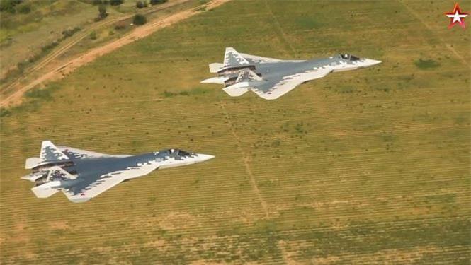 Không quân Nga vẫn sẽ phải chờ đến năm 2020 để tiếp nhận máy bay Su-57 được nâng cấp hoàn thiện