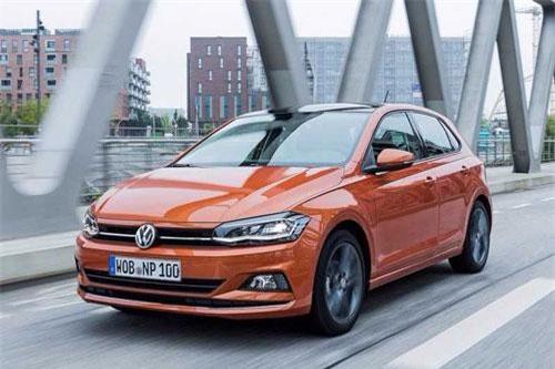 3. Volkswagen Polo (doanh số: 725.463 chiếc).