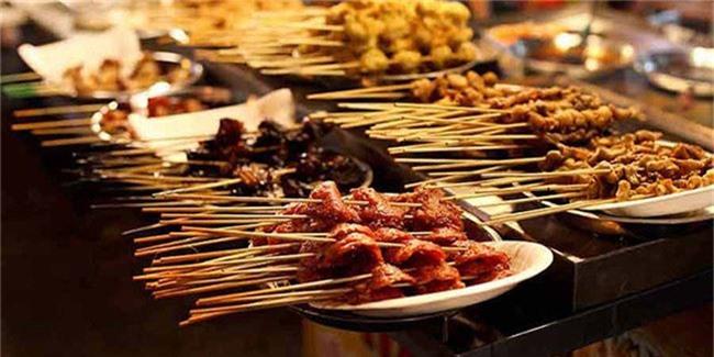 Malaysia cũng là trung tâm của ẩm thực đường phố
