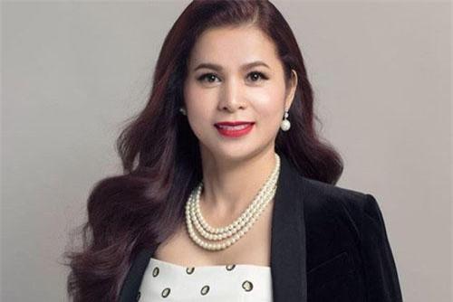 Bà Lê Hoàng Diệp Thảo.