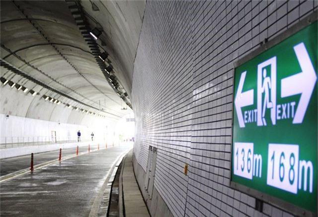 Chỉ mất 6 phút để qua hầm xuyên núi nối Bình Định - Phú Yên - 5