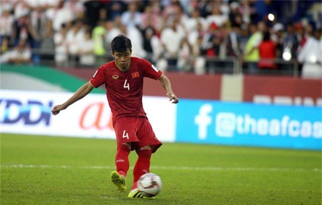 Bùi Tiến Dũng Việt Nam Jordan Asian Cup 2019