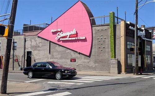 Một cơ sở của câu lạc bộ thoát y Deja Vu Showgirls of Nashville (Ảnh: Business Journal)