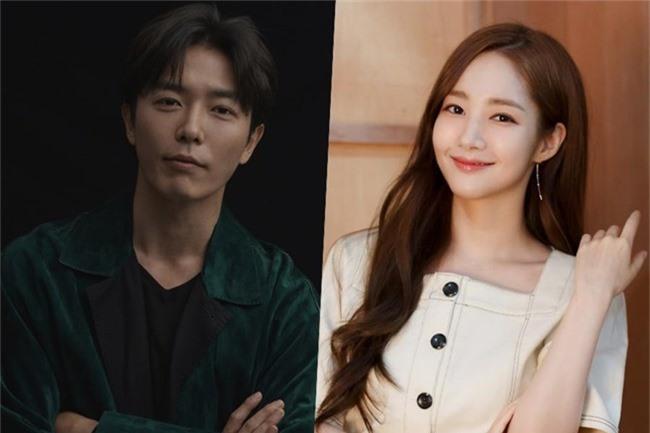 Sau Park Seo Joon, Park Min Young tiếp tục ghép đôi với trai đẹp mới toanh - Ảnh 2.