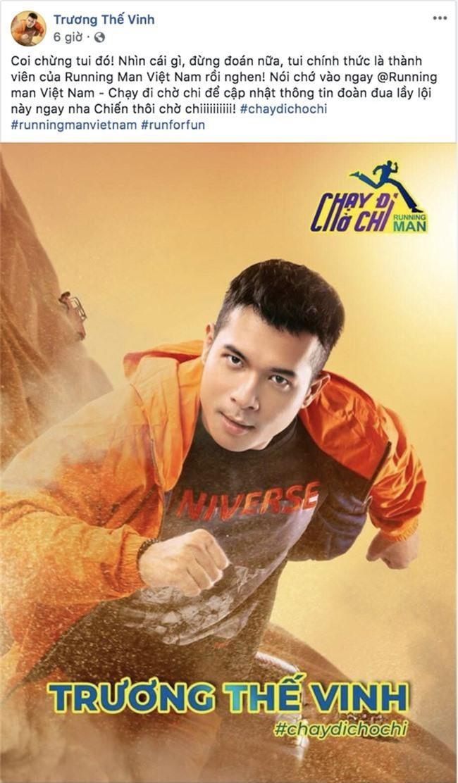 Hé lộ tạo hình đầu tiên của Ngô Kiến Huy - Trương Thế Vinh - Jun Phạm trong Running Man - Ảnh 3.