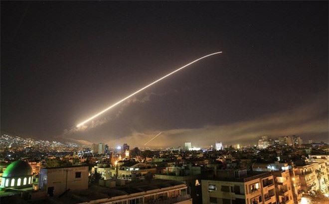 Syria đã đánh chặn thành công cuộc không kích của Israel hôm 20/01/2019.