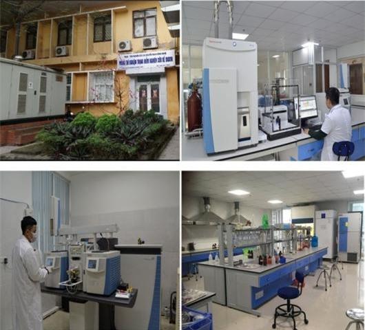 Phòng phân tích dioxin thứ hai của Việt Nam đi vào hoạt động