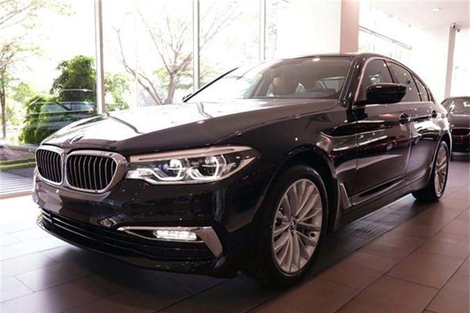 Can canh BMW 5-Series 2019 moi gia 2,4 ty tai Viet Nam-Hinh-4