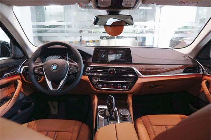 Can canh BMW 5-Series 2019 moi gia 2,4 ty tai Viet Nam-Hinh-6