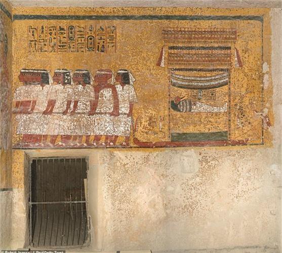 Mo lang mo vua Tutankhamun, choang vang vi canh tuong nay-Hinh-10