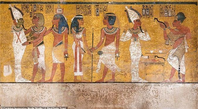 Mo lang mo vua Tutankhamun, choang vang vi canh tuong nay-Hinh-2