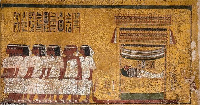 Mo lang mo vua Tutankhamun, choang vang vi canh tuong nay-Hinh-4