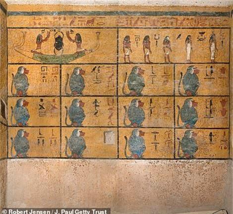 Mo lang mo vua Tutankhamun, choang vang vi canh tuong nay-Hinh-5