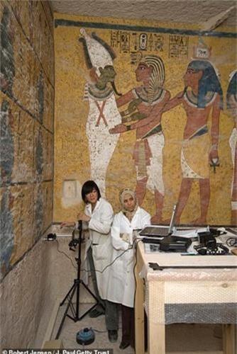 Mo lang mo vua Tutankhamun, choang vang vi canh tuong nay-Hinh-8