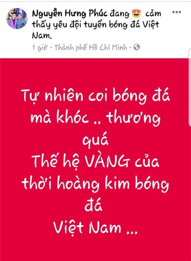 Sao Việt dàn nhiều lời khen cho đội tuyển Việt Nam dù không được vào Bán kết - 9