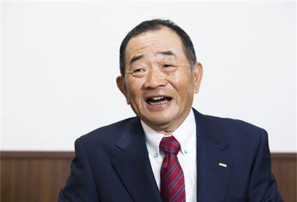 Ông Kunihiko Tanaka, Chủ tịch Tập đoàn Kura Corp. (Nguồn: Getty Images)