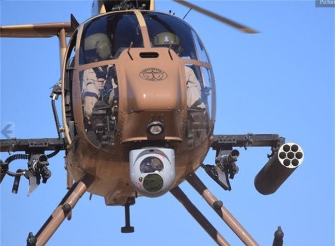 AH-6 Little Bird: