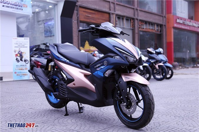 Yamaha NVX 155 Doxou, Chi tiết Yamaha NVX 155 Doxou, NVX 155 Doxou,