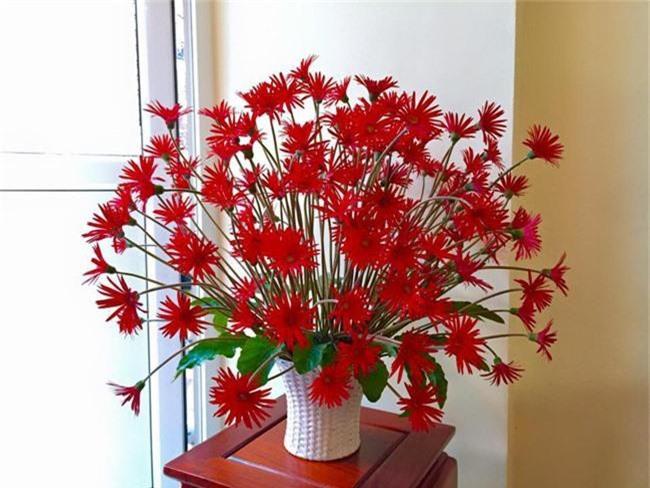 Những loại hoa trang trí nhà mà chỉ cần nhìn thấy là gợi nhớ đến Tết xưa - Ảnh 11.