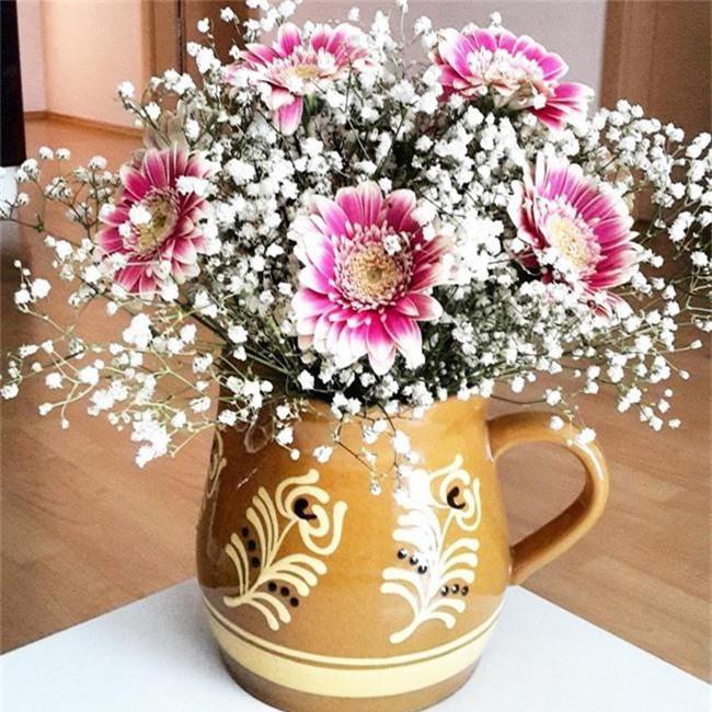 Những loại hoa trang trí nhà mà chỉ cần nhìn thấy là gợi nhớ đến Tết xưa - Ảnh 12.