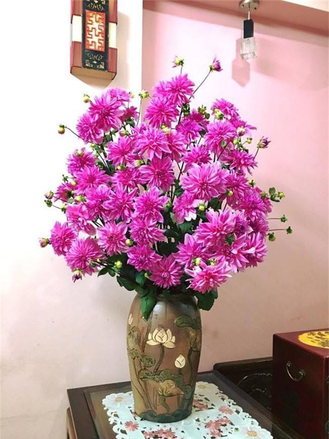 Những loại hoa trang trí nhà mà chỉ cần nhìn thấy là gợi nhớ đến Tết xưa - Ảnh 7.