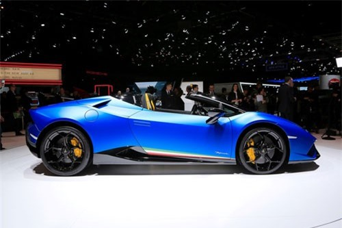 Lamborghini Huracan Performante Spyder 2019.