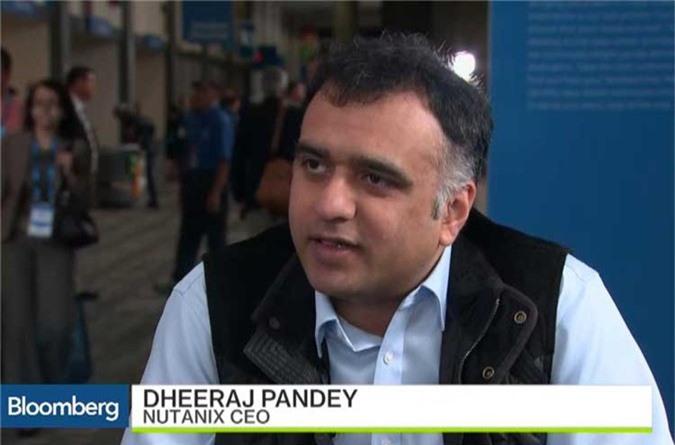 Dheeraj Pandey - CEO, đồng sáng lập Nutanix