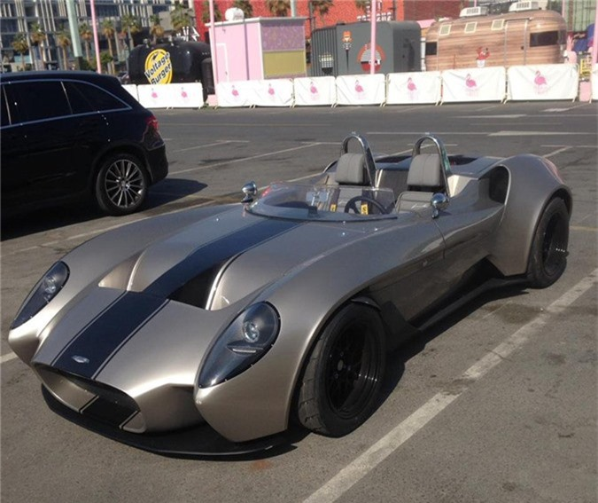 Xe mui tran hang hiem tai hien Ferrari Testarossa 1957 hinh anh 1