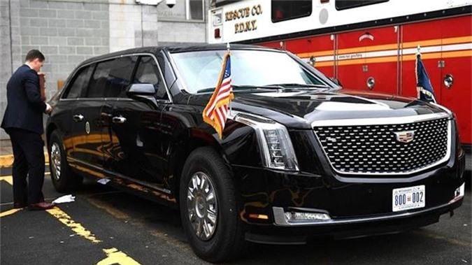 """Chiếc Cadillac nổi tiếng thường được biết với cái tên """"The Beast"""""""