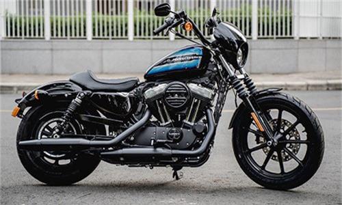 Xe Harley-Davidson tai Viet Nam giam gia toi 327,5 trieu dong-Hinh-2