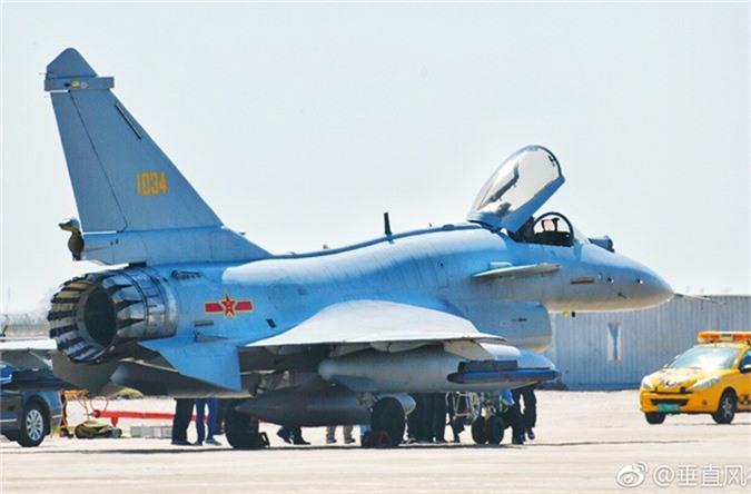 Sau ten lua, Lao se mua tiem kich J-10C tu Trung Quoc?-Hinh-11