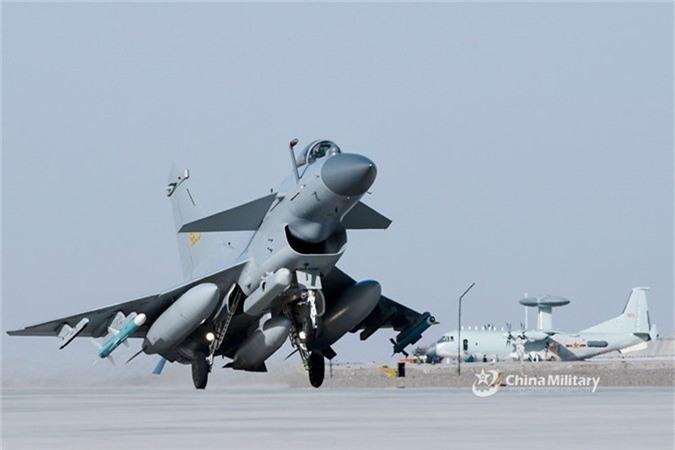 Sau ten lua, Lao se mua tiem kich J-10C tu Trung Quoc?-Hinh-3